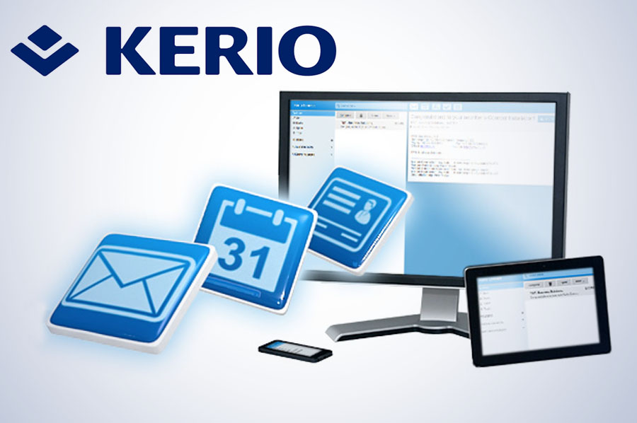 Kerio mail server solutions