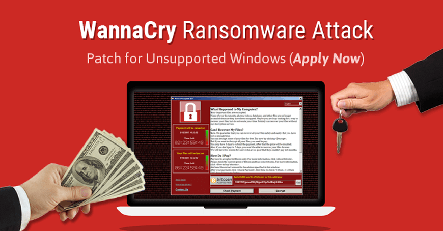 How to protect yourself from Ransomware WannaCry