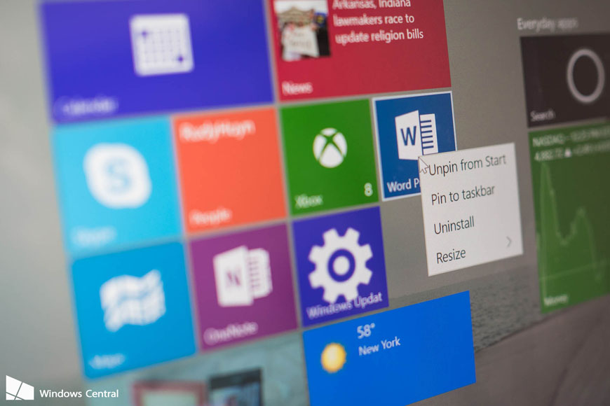 How to uninstall default apps in Windows 10