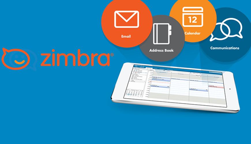 Zimbra email solutions